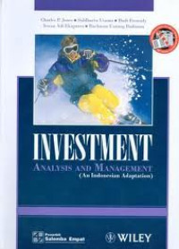 Image of Investments : analysis and management