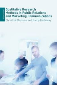 Image of Qualitative research methods in public relations and marketing communications
