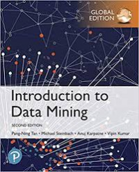 Image of Introduction to data mining