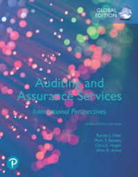Image of Auditing and assurance services: international perspectives